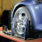 wheel alignment kit for ramps & lifts